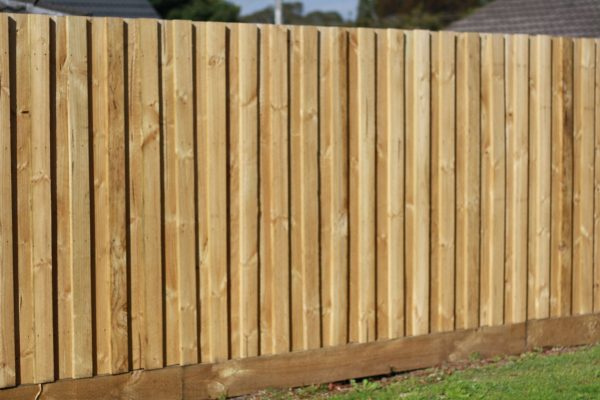 Acoustic fence 2000mm high